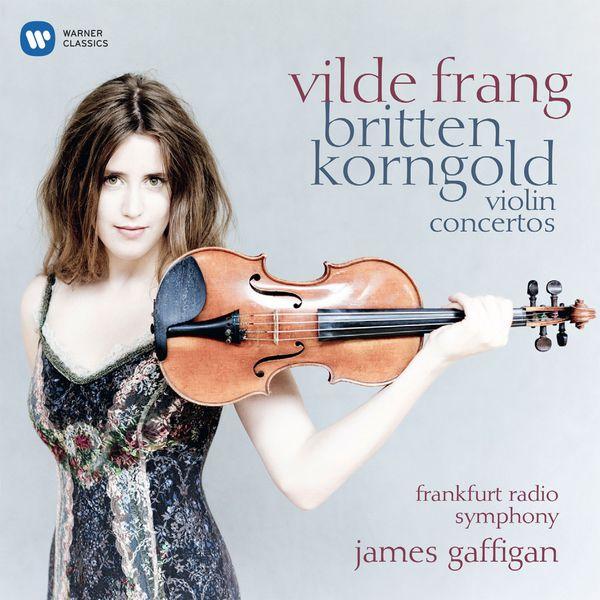 Vilde Frang - Korngold & Britten : Violin Concertos