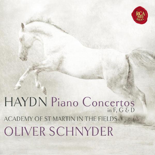 Oliver Schnyder - Joseph Haydn : Three Piano Concertos