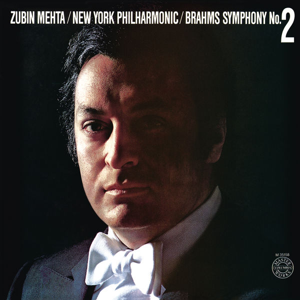 Zubin Mehta - Brahms: Symphony No. 2, Op. 73