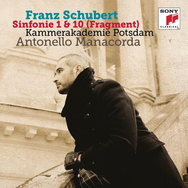 Kammerakademie Potsdam - Schubert: Symphonies Nos. 1 & 10 (Fragment)