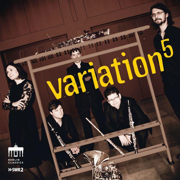 Magali Mosnier - Arnold, Françaix, Hindemith & Nielsen: Works for Wind Quintet