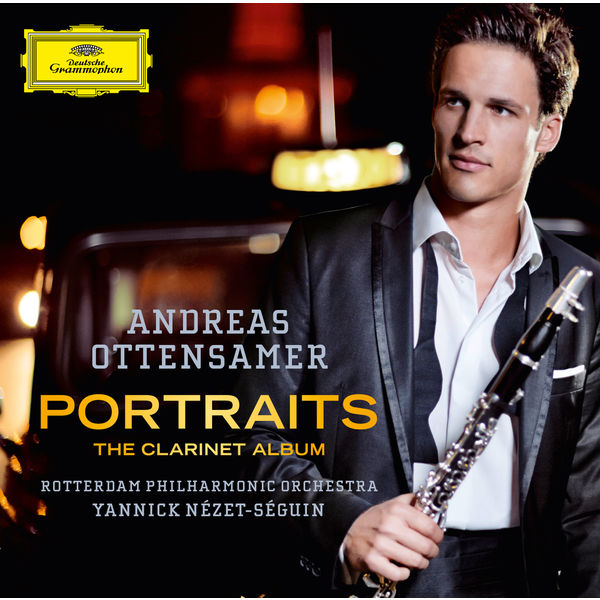 Andreas Ottensamer - Portraits - The Clarinet Album (Édition Studio Masters)