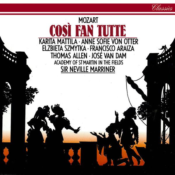 Sir Neville Marriner - Mozart: Così fan tutte