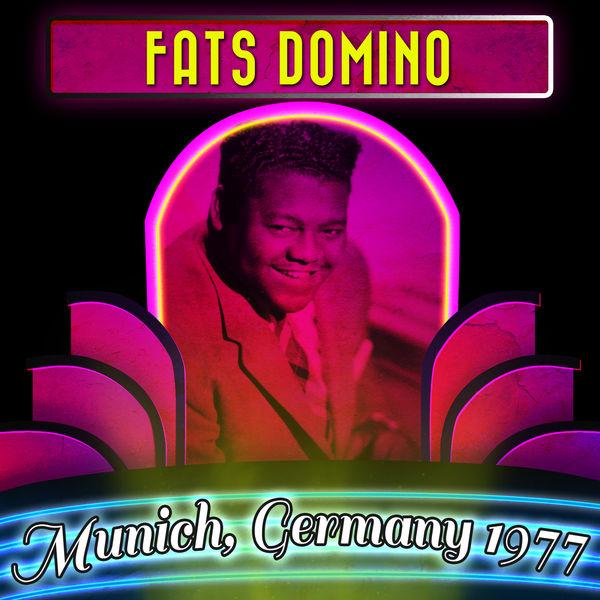 Fats Domino - Munich Germany 1977