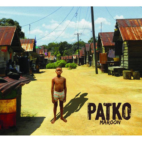 Patko - Maroon