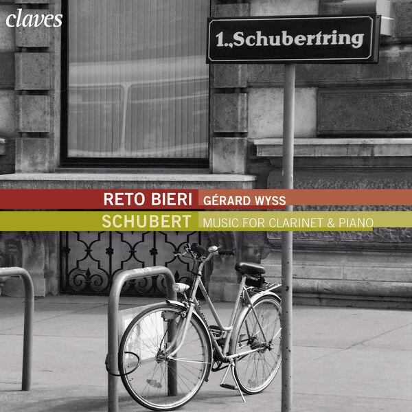 Franz Schubert - Musique pour clarinette & piano
