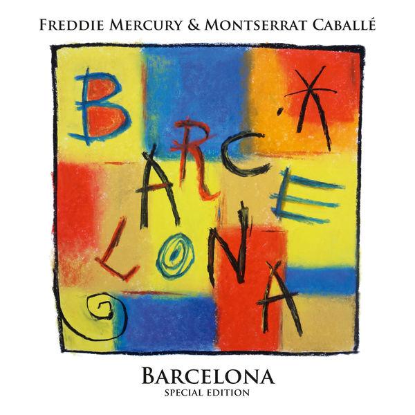 freddie mercury barcelona full album download