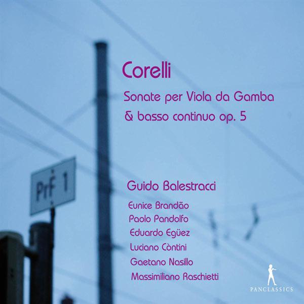 Guido Balestacci - Sonates pour viole de gambe et basse continue, op. 5