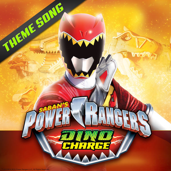 Album Power Rangers Dino Charge Theme Song, Various Artists