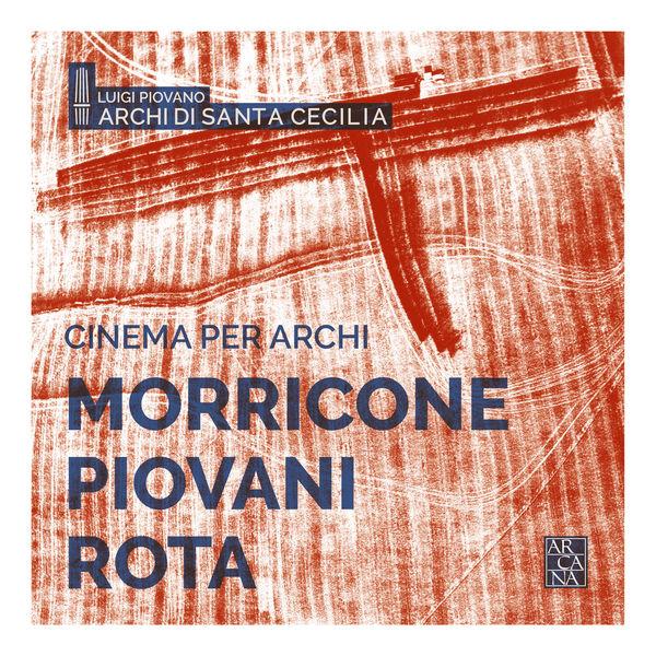 Archi di Santa Cecilia - Cinema per archi