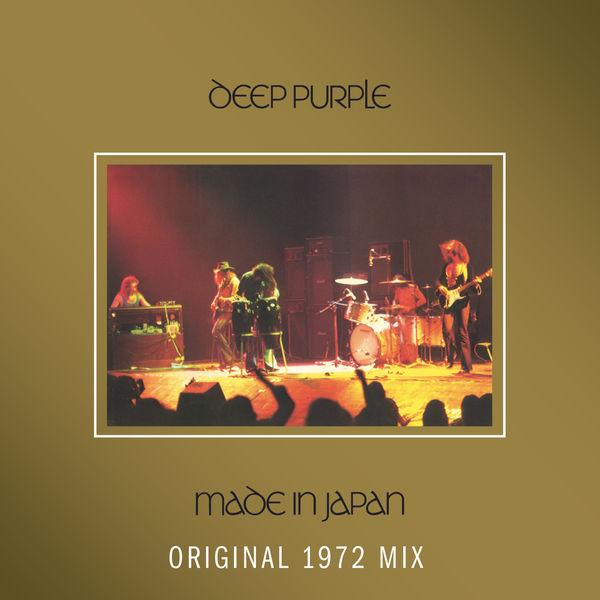 Deep Purple Made In Japan (Original 1972 Mix)