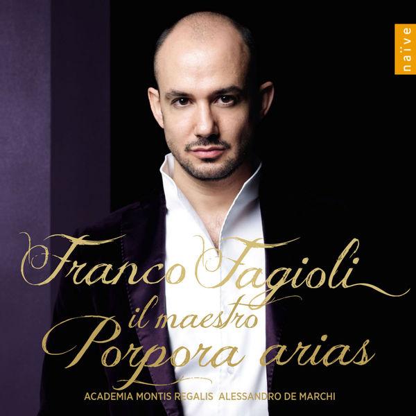 Franco Fagioli - Il maestro Porpora : Arias