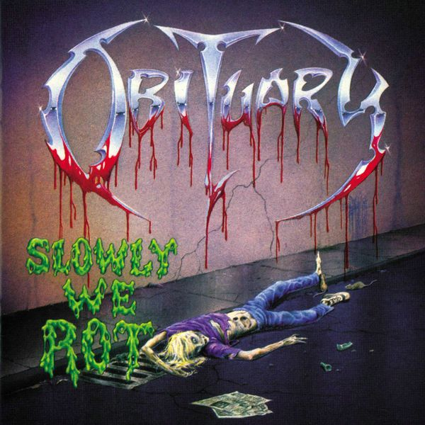 Obituary - Slowly We Rot (Reissue)