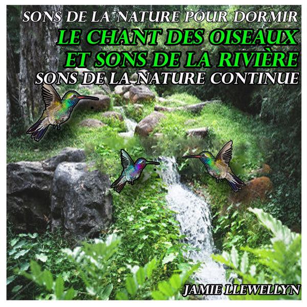 Llewellyn - Sons de la nature pour dormir: chant des oiseaux et sons de la rivière