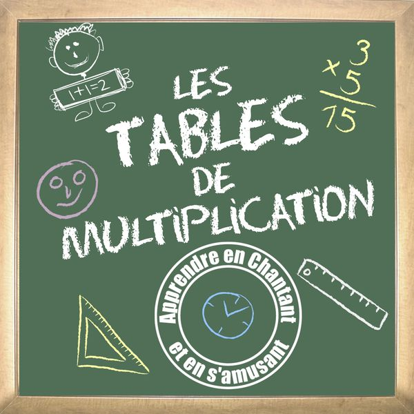 Apprendre les tables de multiplication en chantant b zu for Apprendre les tables facilement