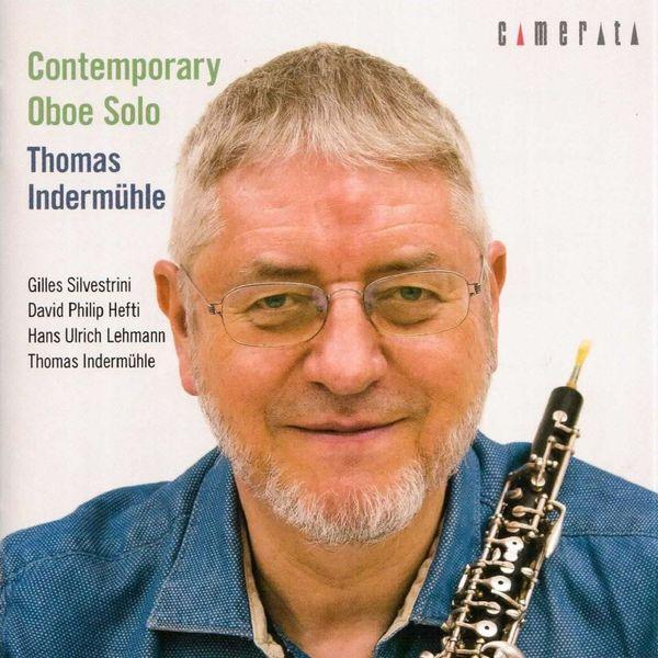 Thomas Indermuhle - Contemporary Oboe Solo
