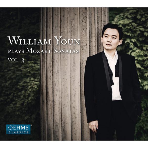 William Youn - Mozart: Piano Sonatas, Vol. 3