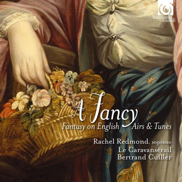 Rachel Redmond - A Fancy (Fantasy On English - Airs & Tunes)
