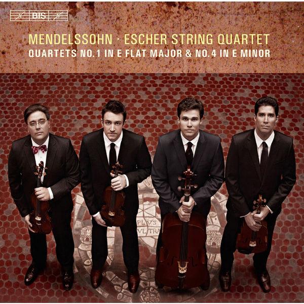 Escher String Quartet - Mendelssohn: String Quartets