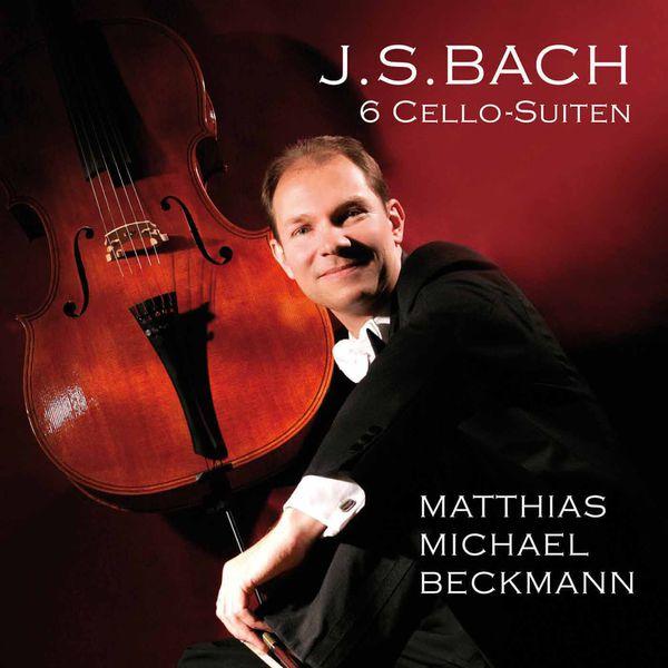 Matthias Michael Beckmann - Bach: 6 Cello Suites (Arr. M.M. Beckmann for 5-String Cello)