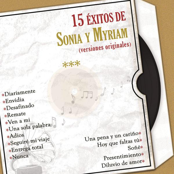 Sonia Y Myriam - 15 Éxitos de Sonia y Myriam (Versiones Originales)