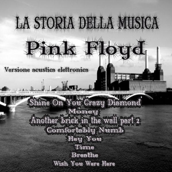 Stefano De Siena - La storia della musica (Pink Floyd versione acustica elettronica)