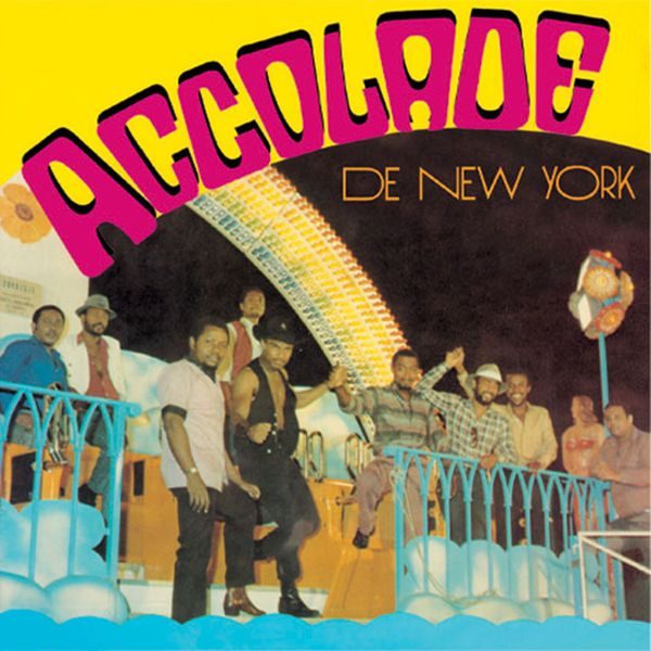 Accolade de New York - Adieu suprême