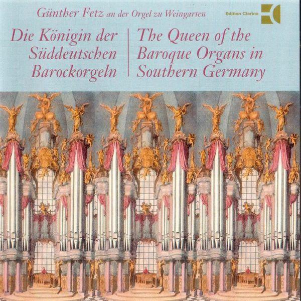 Orgue baroque germanique -instruments et répertoire 9004409001508_600