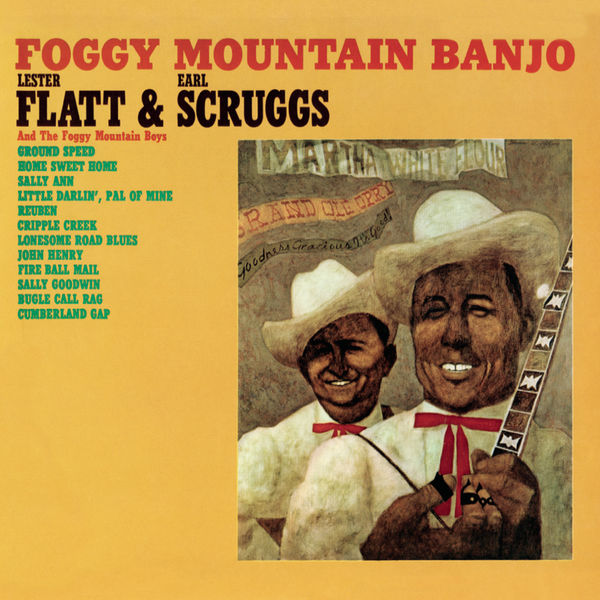 Flatt & Scruggs - Foggy Mountain Banjo