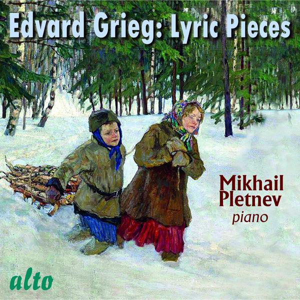 Mikhail Pletnev - Edvard Grieg: Lyric Pieces