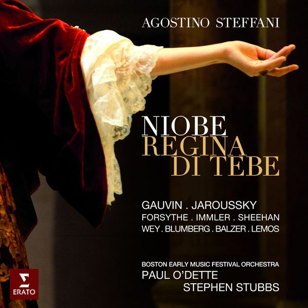Philippe Jaroussky - Agostino Steffani : Niobe, regina di Tebe