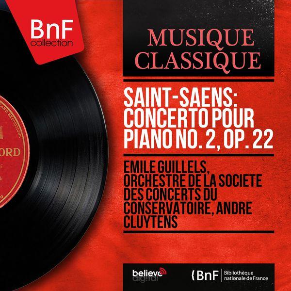 Emil Gilels - Saint-Saëns: Concerto pour piano No. 2, Op. 22 (Mono Version)