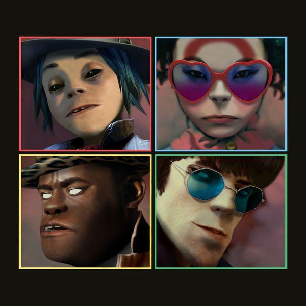 Gorillaz|Humanz  (Deluxe)