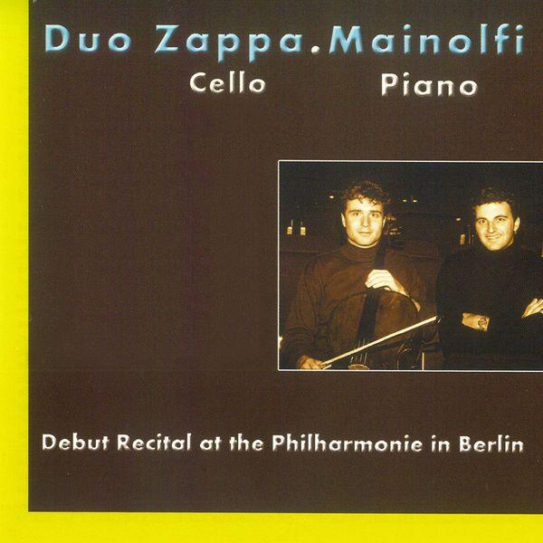 Mattia Zappa - Live in Berlin