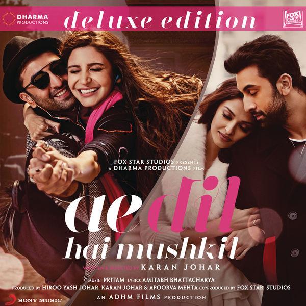 ae dil hai mushkil songs free download 320kbps