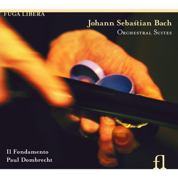 Paul Dombrecht - Bach: Orchestral Suites BWV 1066-1069