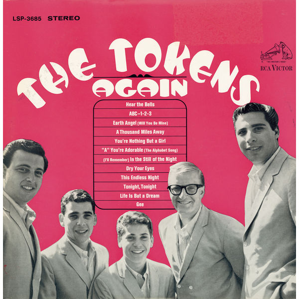 The Tokens - The Tokens Again