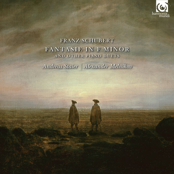 Andreas Staier - Schubert : Fantasie in F Minor & Other Piano Duets