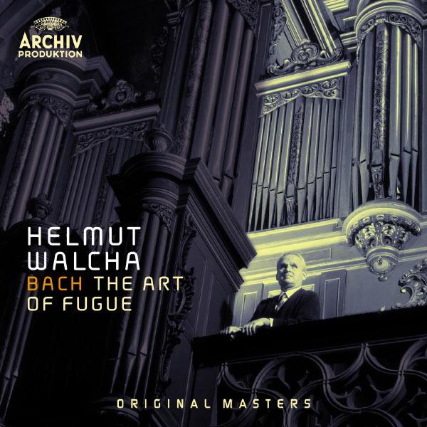 Helmut Walcha - Johann Sebastian Bach : The Art of Fugue
