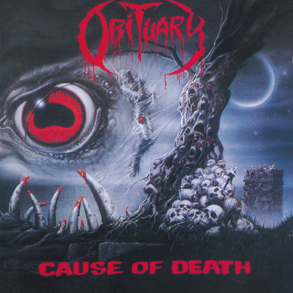 Obituary - Cause of Death (Reissue)