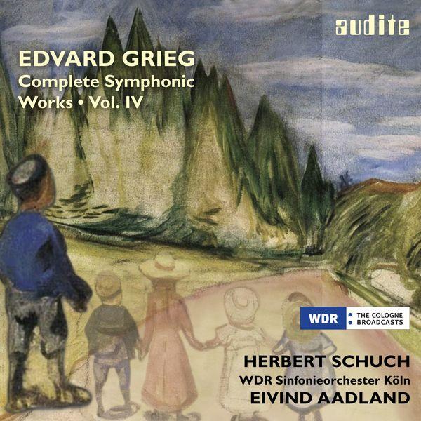 Herbert Schuch - Grieg: Complete Symphonic Works, Vol. IV