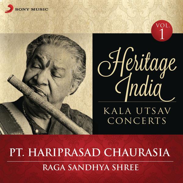 Hariprasad Chaurasia - Heritage India (Kala Utsav Concerts, Vol. 1) [Live]