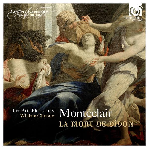 William Christie - Montéclair : Cantates à une & trois voix avec symphonie