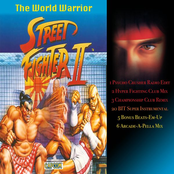 Street Fighter II | Street Fighter II to stream in hi-fi, or to