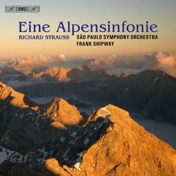 Sao Paulo Symphony Orchestra - Strauss: Eine Alpensinfonie