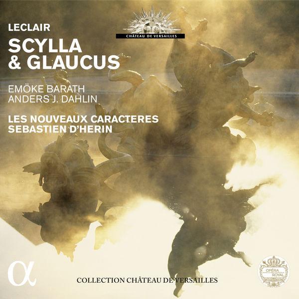 Sébastien d'Hérin - Leclair: Scylla & Glaucus