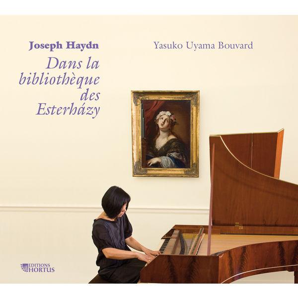 Yasuko Uyama-Bouvard - Haydn: Dans la bibliothèque des Esterházy