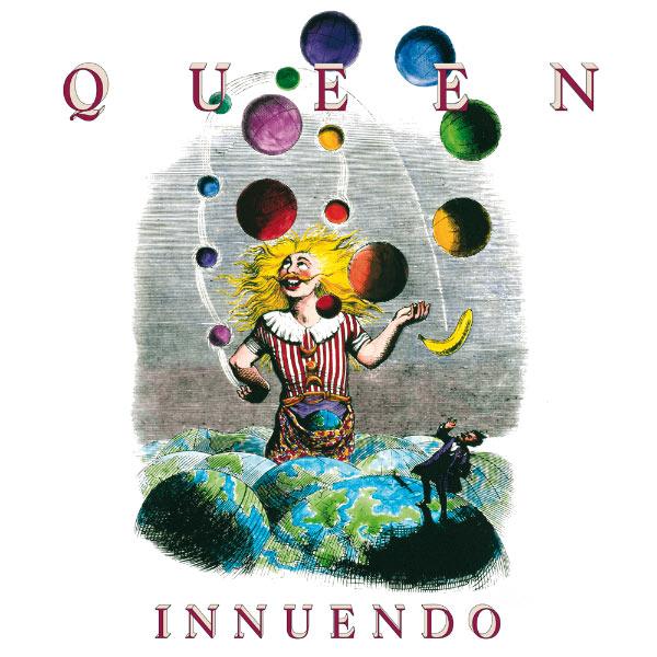 queen rock dj DJ Funky JV mixe Queen 0060252780009 600