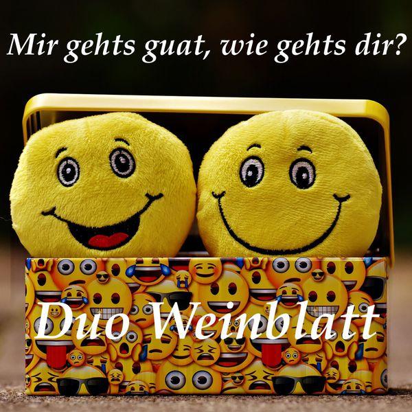 Duo Weinblatt - Mir geht's guat, wie geht's dir ?