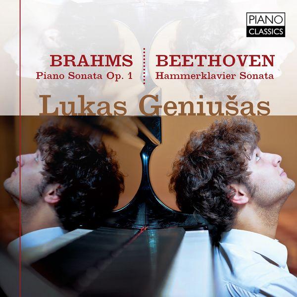 """Lukas Geniušas - Brahms: Sonata Op.1 - Beethoven: """"Hammerklavier"""""""